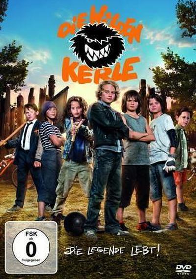 Die Wilden Kerle - Die Legende lebt, DVD