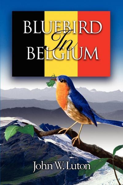 Bluebird in Belgium