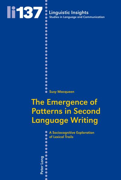 The Emergence of Patterns in Second Language Writing