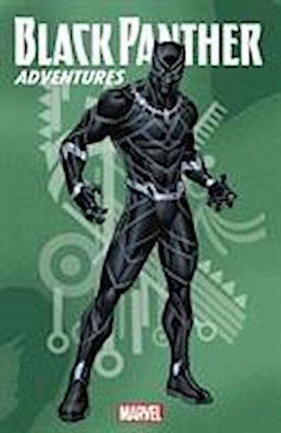 Black Panther Adventures Digest