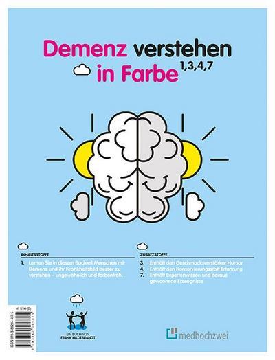 Demenz verstehen in Farbe