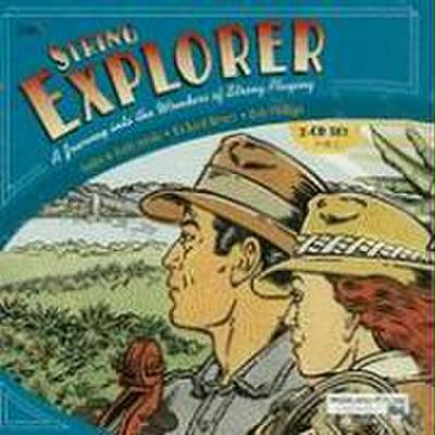 String Explorer, Book 1: A Journey Into the Wonders of String Playing