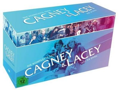 Cagney & Lacey - Die komplette Serie