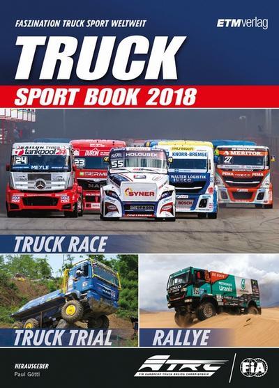 Truck Sport Book 2018; Deutsch