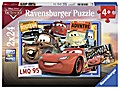 Disney Cars. Puzzle 2 x 24 Teile