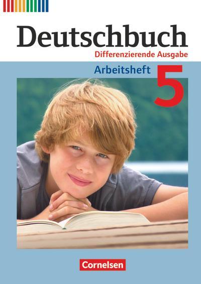 Deutschbuch - Sprach- und Lesebuch - Differenzierende Ausgabe 2011