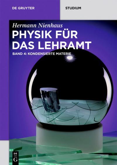 Physik für das Lehramt. .4