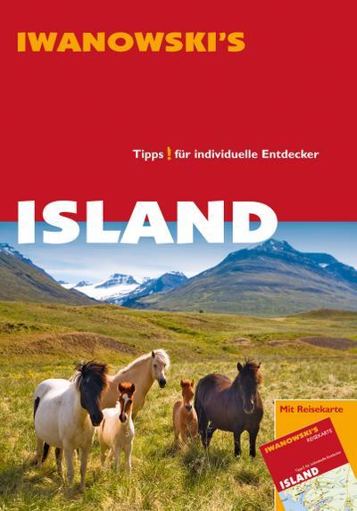Reisehandbuch Island - Reiseführer von Iwanowski