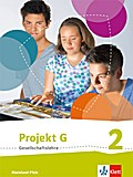 Projekt G. Schülerband 2. Neue Ausgabe Gesellschaftslehre Rheinland-Pfalz. Klasse 7/8