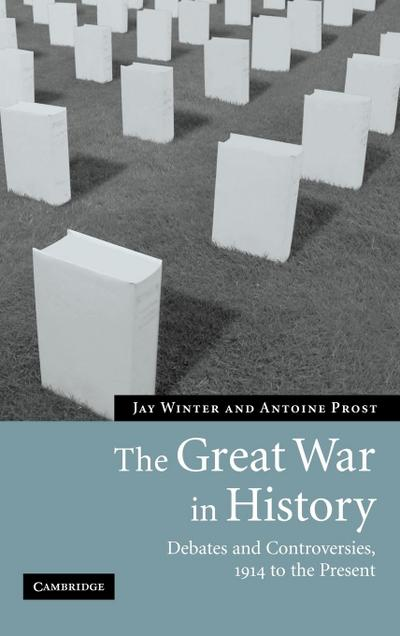 The Great War in History: Debates and Controversies, 1914 to the Present