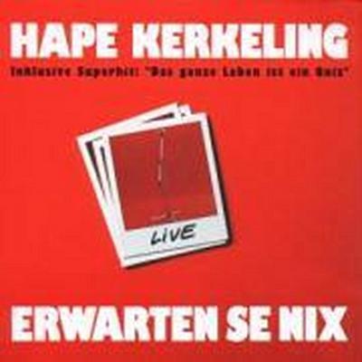 Erwarten Se nix, 1 Audio-CD