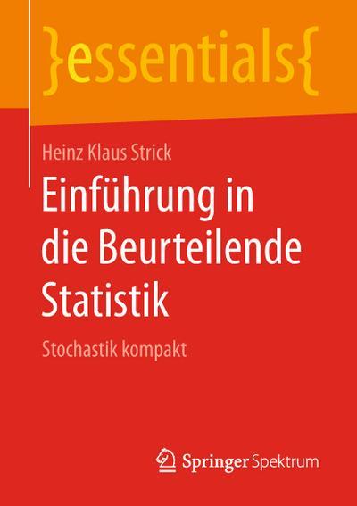 Einführung in die Beurteilende Statistik