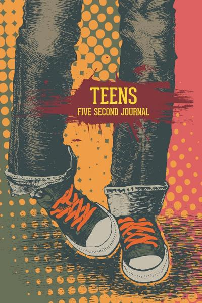 Teens Five Second Journal