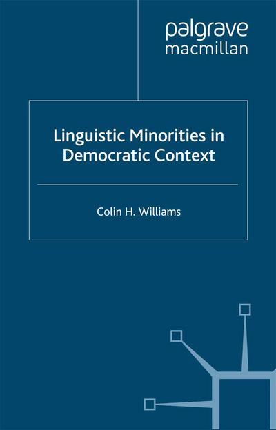Linguistic Minorities in Democratic Context