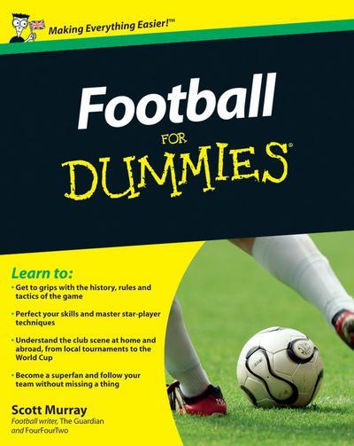 Football For Dummies, UK Edition