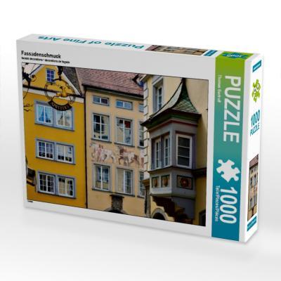 Fassadenschmuck (Puzzle)