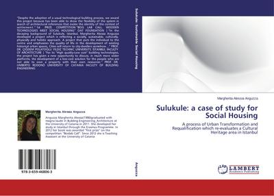 Sulukule: a case of study for Social Housing