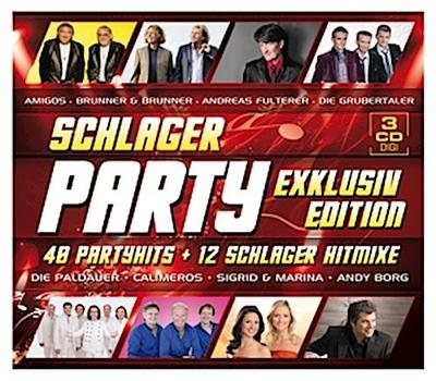Schlager Party-Exklusivedition