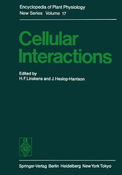 Cellular Interactions