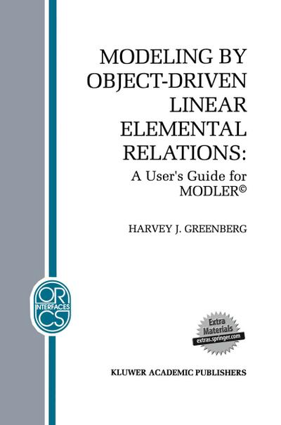 Modeling by Object-Driven Linear Elemental Relations