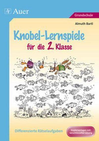 Knobel-Lernspiele für die 2. Klasse