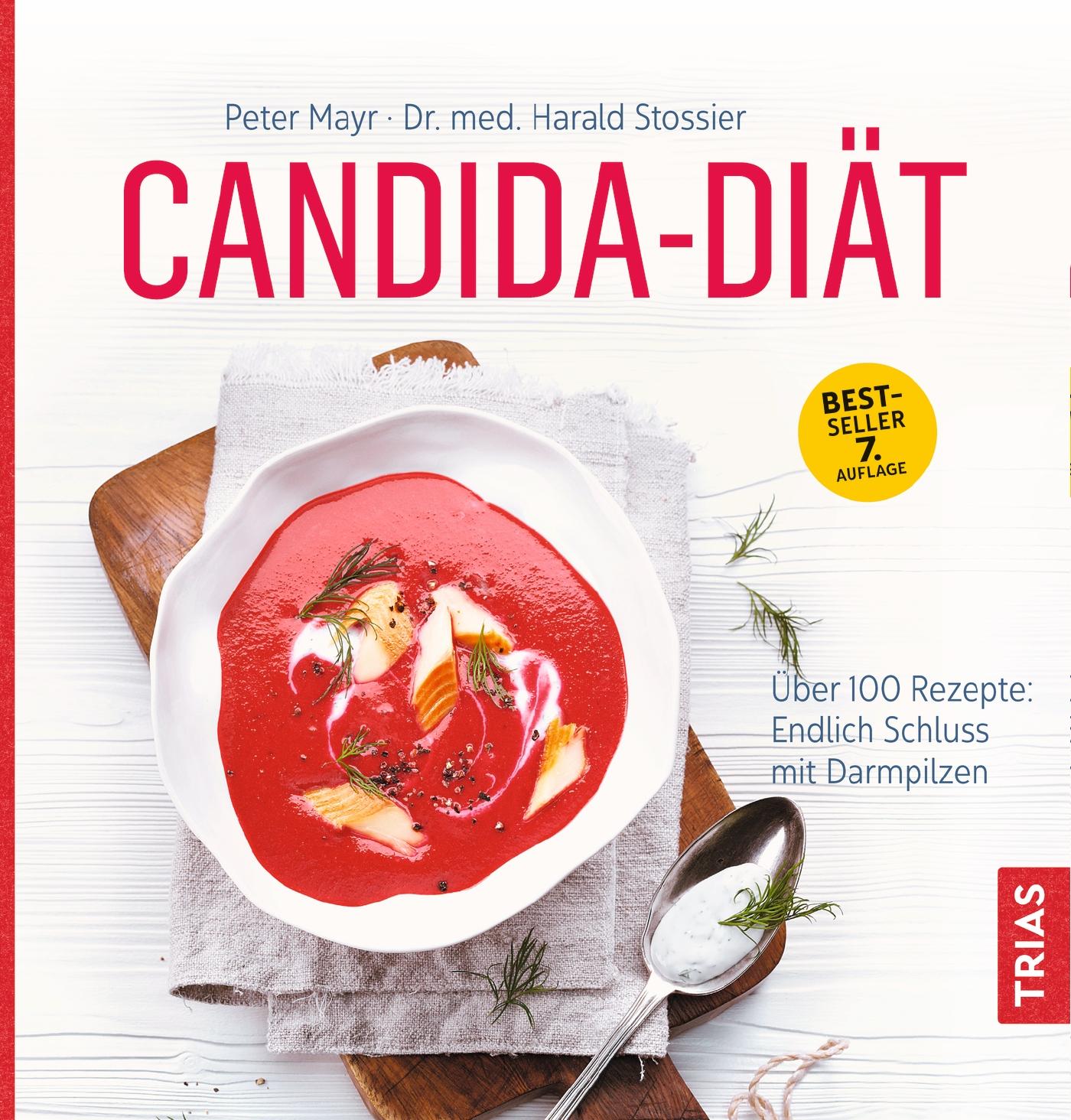 Candida-Diät   Peter Mayr    9783432108575