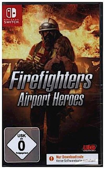 Firefighters Airport Heroes (Nintendo Switch)