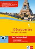 Découvertes Série jaune und bleue 1. Das Trainingsbuch