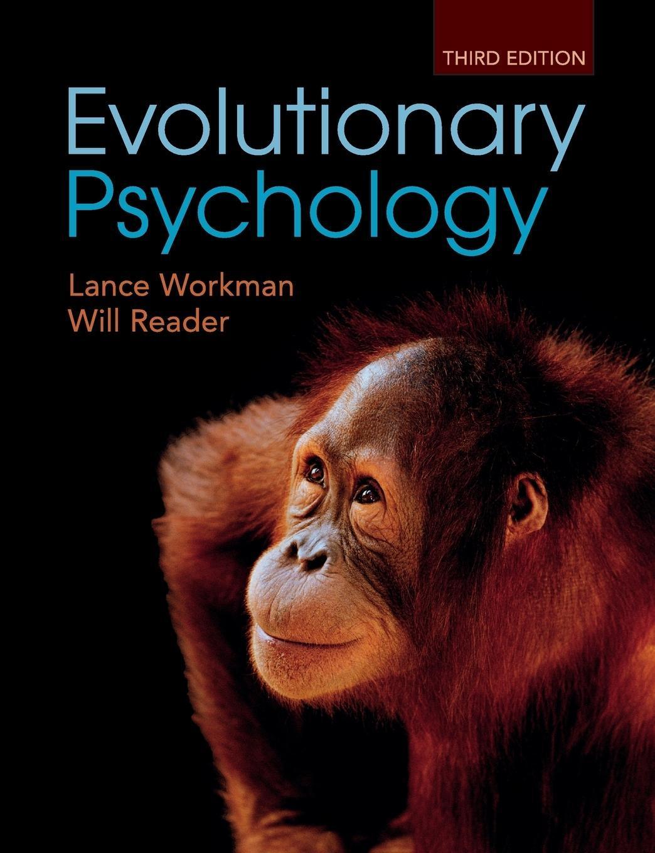 Evolutionary Psychology Lance Workman
