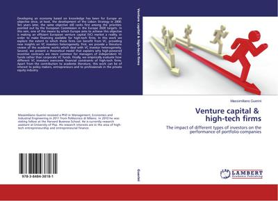 Venture capital & high-tech firms