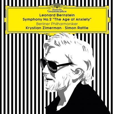 Bernstein: Sinfonie 2 'The Age Of Anxiety'