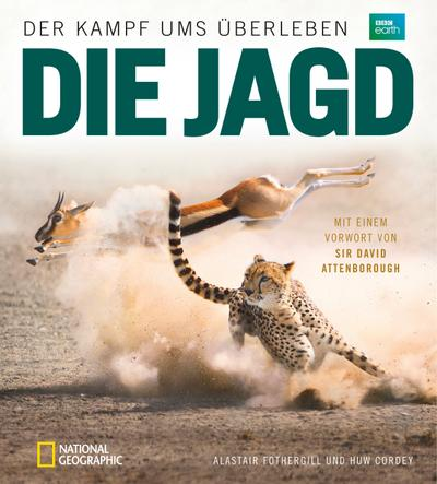 Die Jagd; Der Kampf ums Überleben; Deutsch