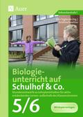 Biologieunterricht auf Schulhof & Co. - Klasse 5-6