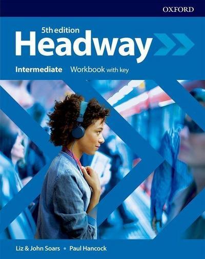 Headway: Intermediate. Workbook with Key