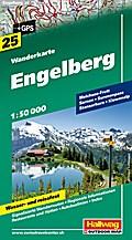 Engelberg Wanderkarte Nr. 25, 1:50 000