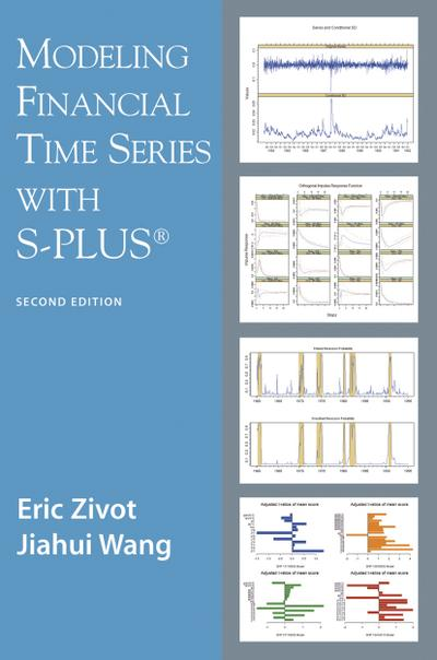 Modeling Financial Time Series with S-PLUS®