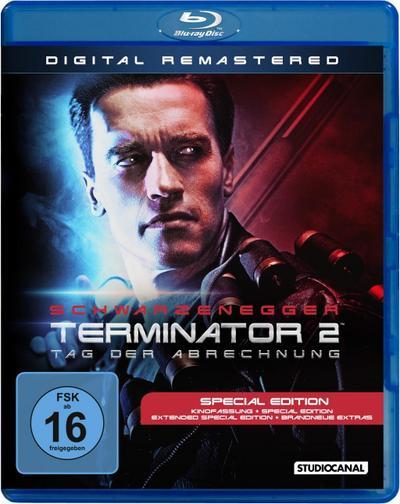 Terminator 2 Kinofassung. Digital Remastered