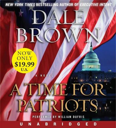 A Time for Patriots Low Price CD