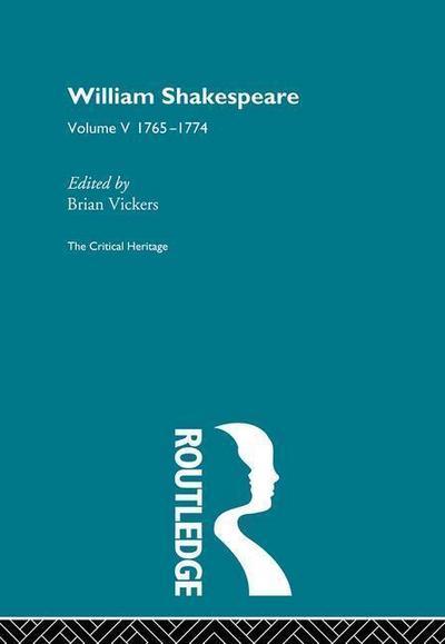 William Shakespeare: Volume 5