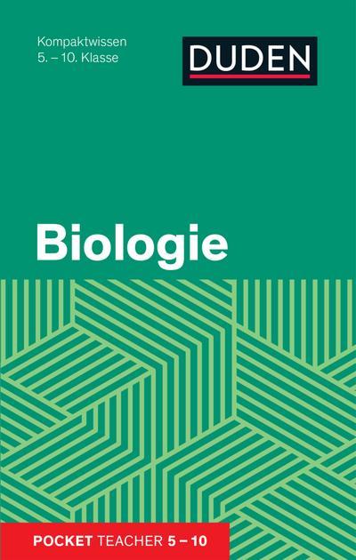Pocket Teacher Biologie 5.-10. Klasse