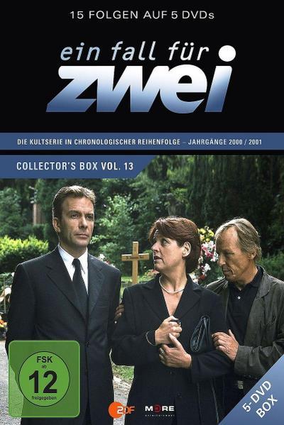 Ein Fall für Zwei - Collector's Box 13 DVD-Box