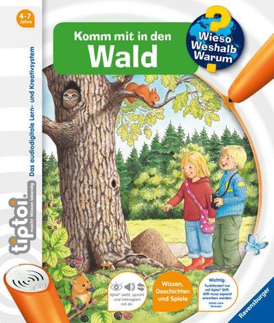 tiptoi® Komm mit in den Wald