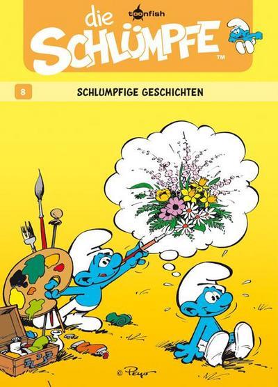 Die Schlümpfe 08. Schlumpfige Geschichten