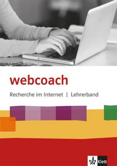 webcoach Recherche im Internet, Lehrerband