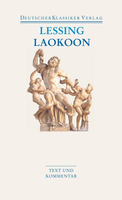 Laokoon / Briefe, antiquarischen Inhalts (DKV Taschenbuch)