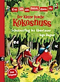 Erst ich ein Stück, dann du - Der kleine Drache Kokosnuss - Schulausflug ins Abenteuer; Ill. v. Siegner, Ingo; Deutsch; Mit fbg. Illustrationen