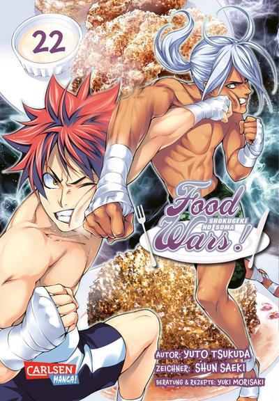Food Wars - Shokugeki No Soma 22