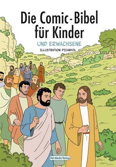 Die Comic-Bibel für Kinder