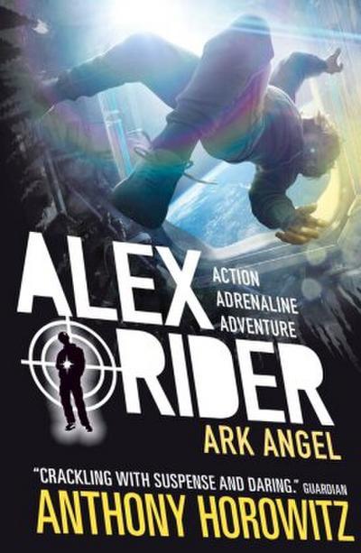 Ark Angel, English edition