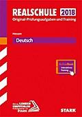 Abschlussprüfung Realschule Hessen 2018 - Deutsch inkl. Online-Prüfungstraining